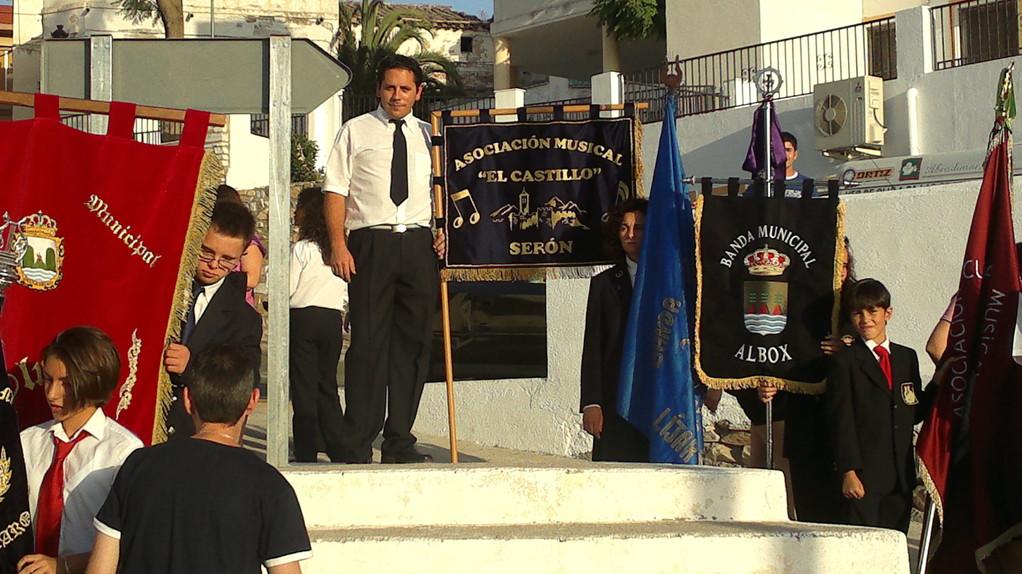 Colaboración con asociación Ver de Olula 2012