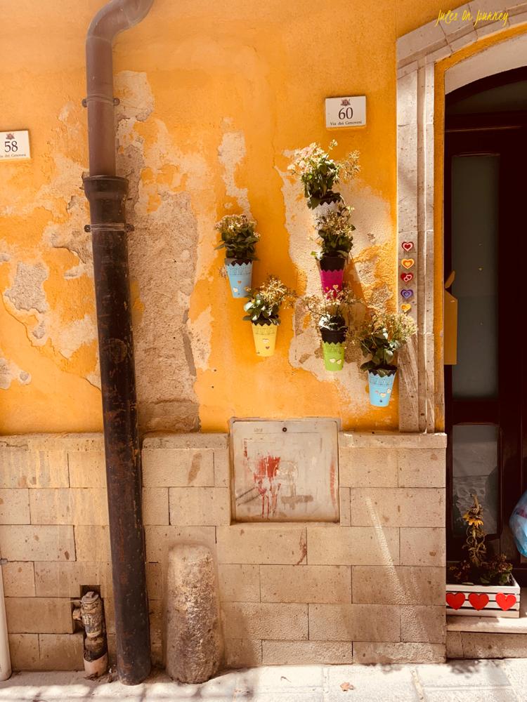 Ein Schnappschuss aus der Altstadt in Cagliari.
