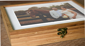 Folio boxes are a unique item. Perfect to display images and swap as often as you like or out gift them as you please.