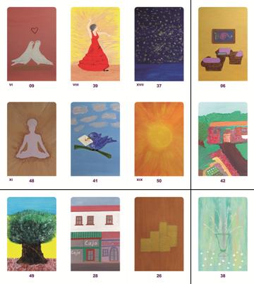 Original Lenah Orakel Karten
