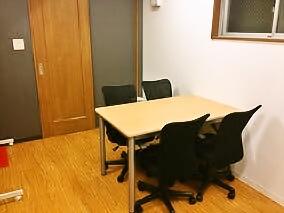 京都バーチャルオフィス打ち合わせスペース