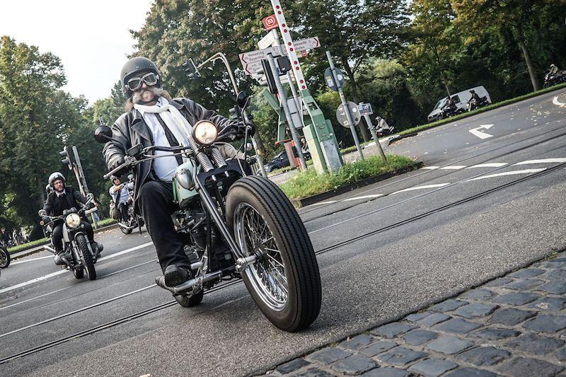 Achtung: bedingt durch COVID leider nur Solo Ride möglich