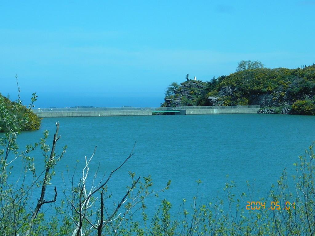 Col d'Ibardin - le lac de Xoldokogaïna