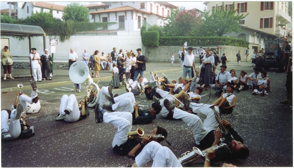 Un jour de fête basque