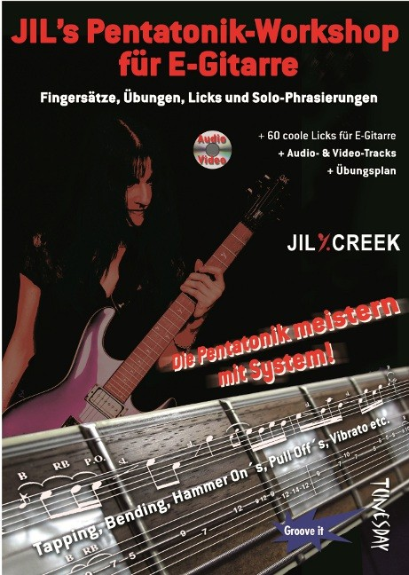 Jil' Pentatonik Workshop für E-Gitarre von Jil Y. Creek