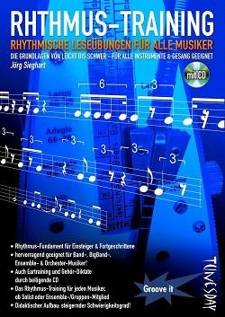 Rhythmus-Training von Jörg Sieghart / VK = 9,95 €