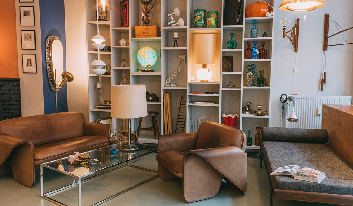 Vintage Living | Originale & Raritäten 1910-1980 - Vintage Living