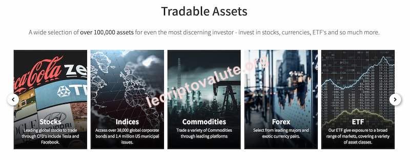 trade.com asset opinioni recensioni