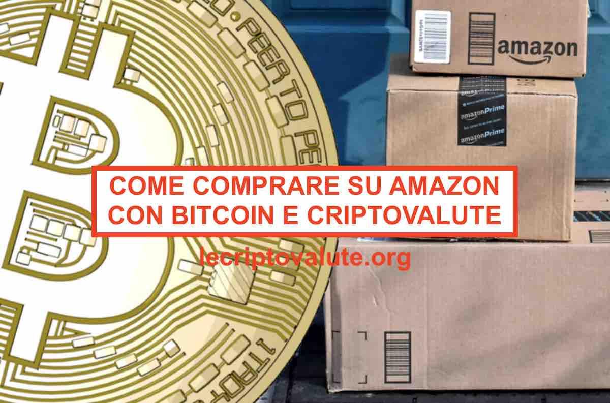 amazon criptovalute