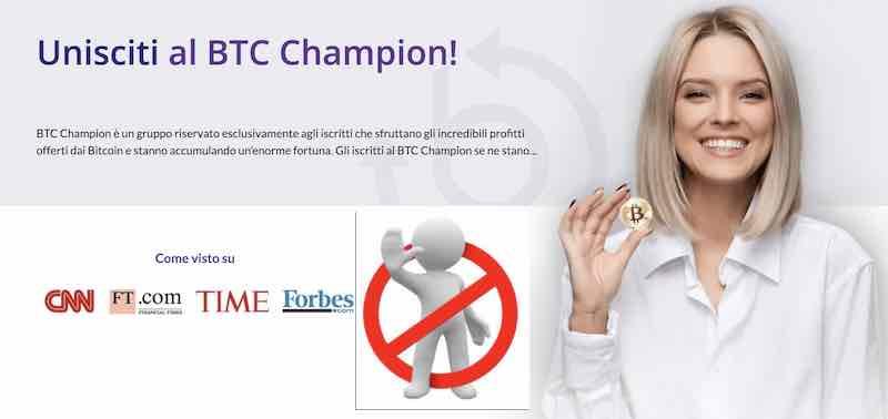 bitcoin champion cos'è