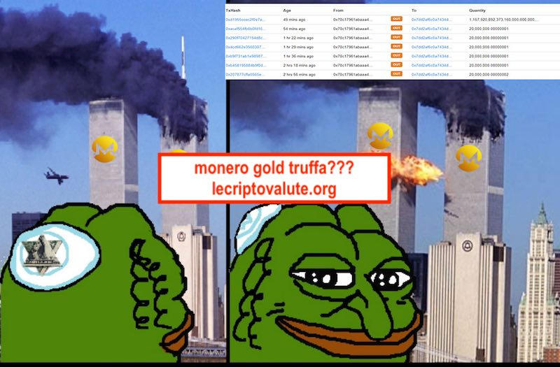 monero gold org truffa