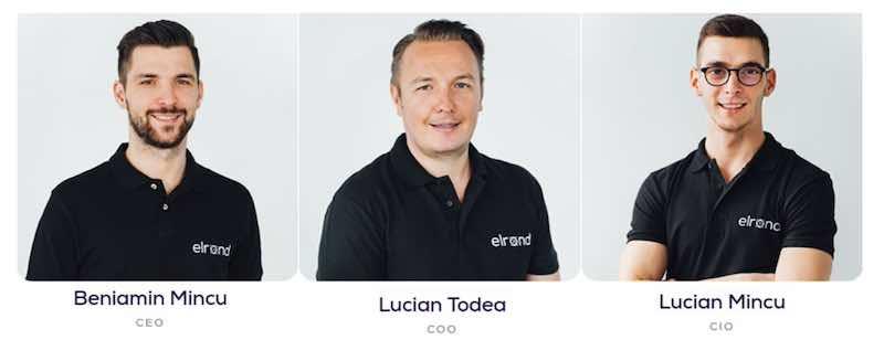 elrond egold team di sviluppo