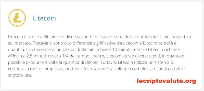 Trading Litecoin - AVATrade