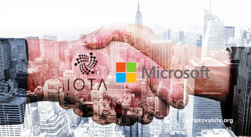 accordo iota microsoft per data center