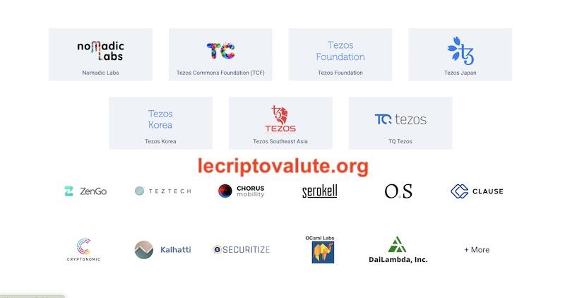tezos progetto vantaggi criptovaluta ico
