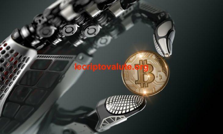 robot dietro ai movimenti del bitcoin valore quotazione