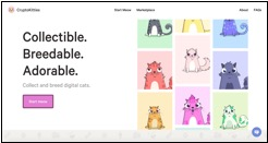 cryptokitties come funziona