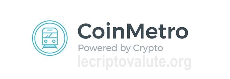 CoinMetro's Coin ICO
