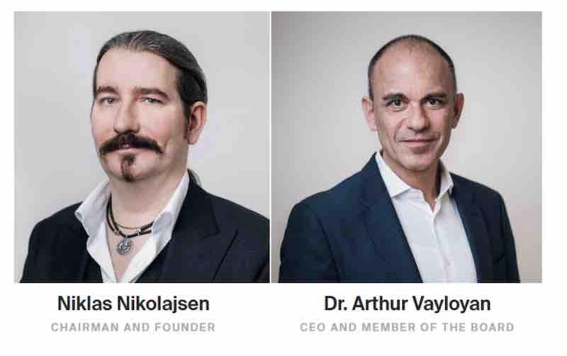 bitcoin suisse ceo squadra di sviluppo