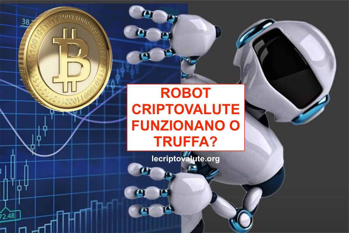 Trading automatico forex robot
