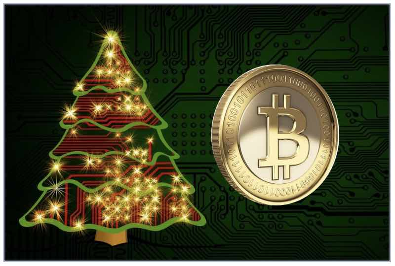 regalare Bitcoin ethereum criptovalute a natale