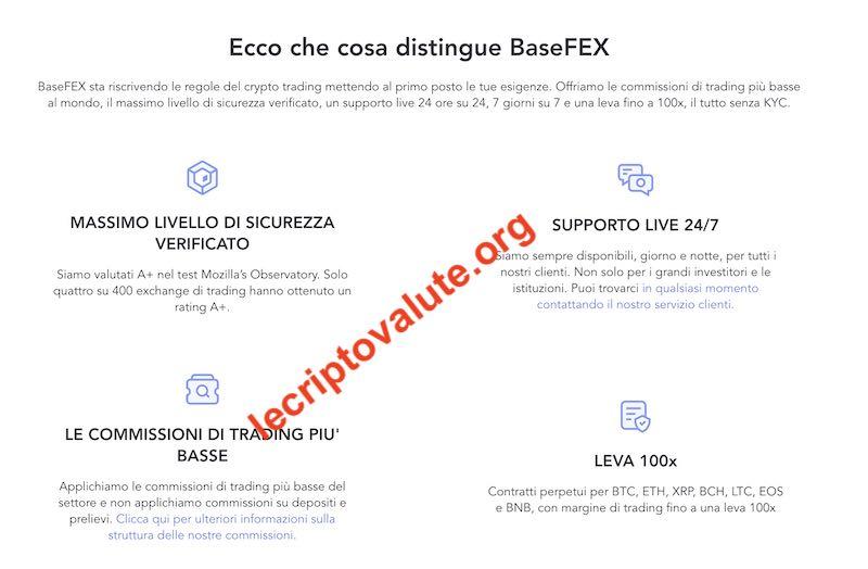 basefex come funziona