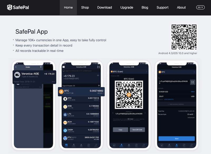 safepal s1 wallet app ios android