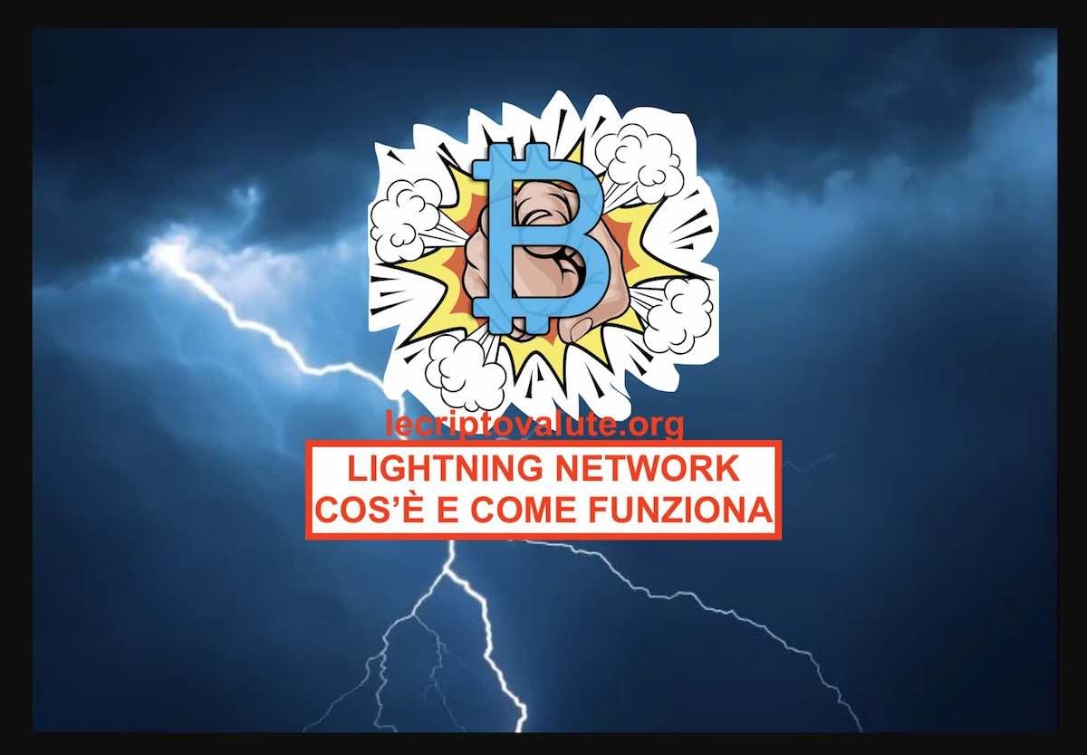 utile del nodo di rete bitcoin lightning