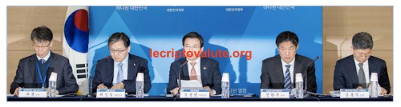 Nuove regolamentazioni trading criptovalute Corea del Sud