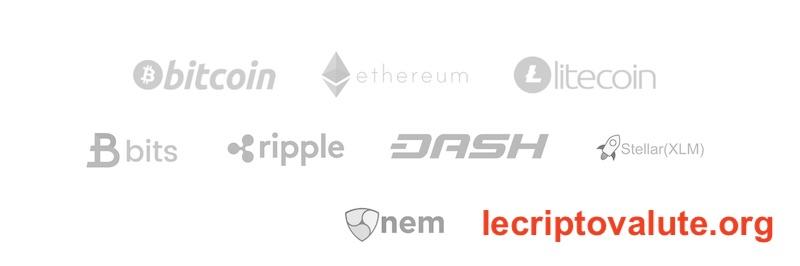 bitcoinus criptovalute