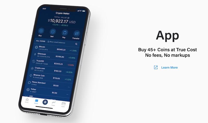 crypto.com app come funziona