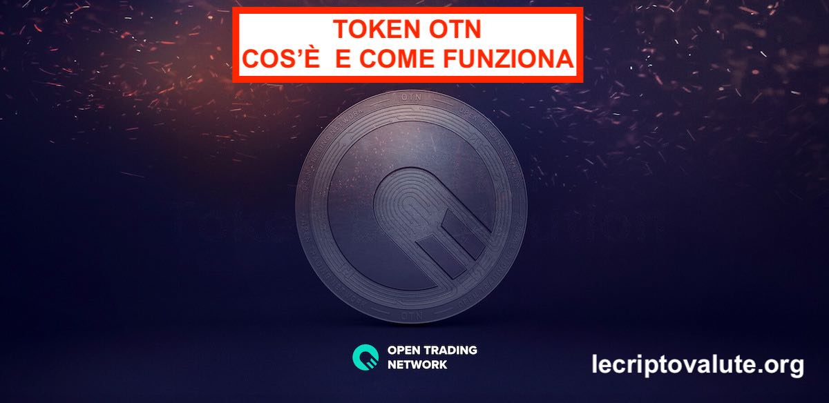 Token OTN Open Trading Network come funziona IQ Option