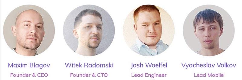 enjin team di sviluppo