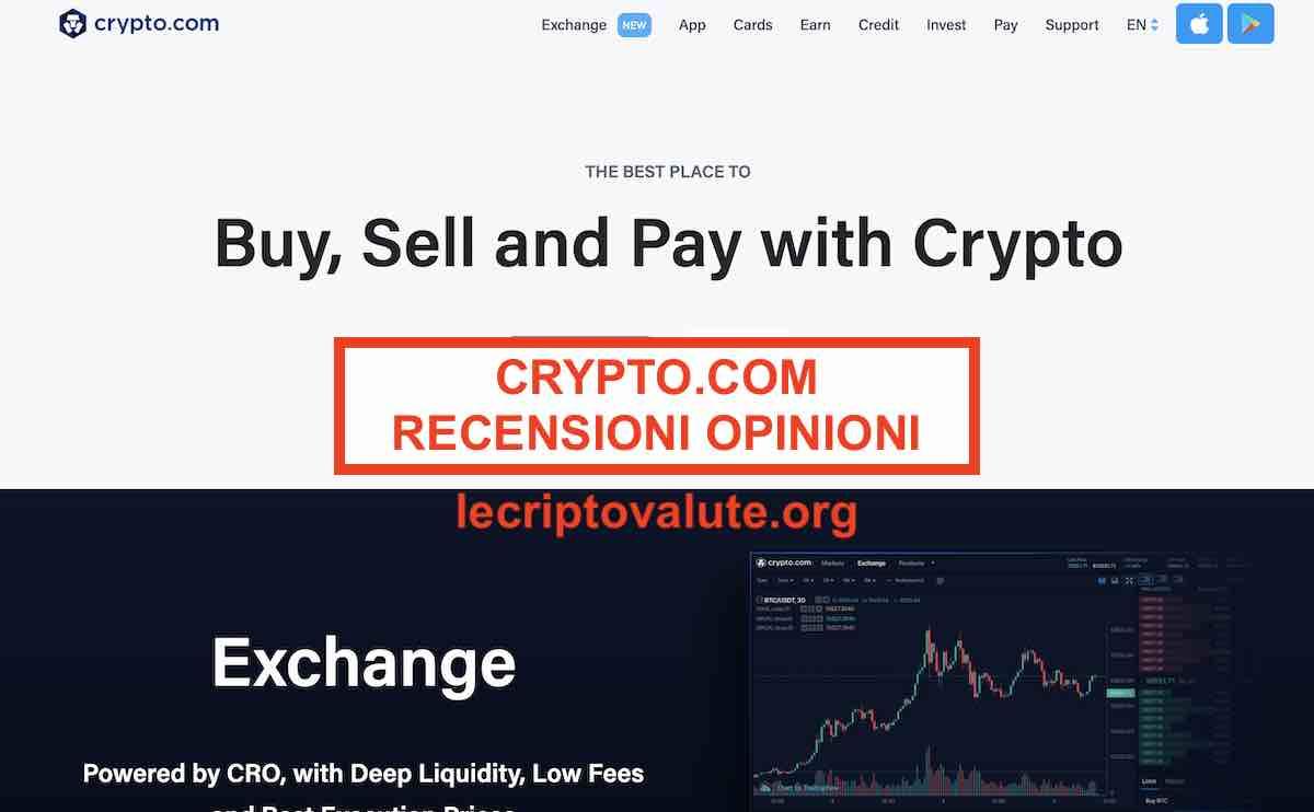 recensioni bitcoin commerciante app