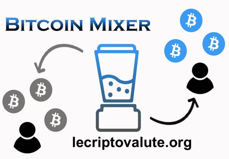 cos'è bitcoin mixer bitcoin tumbler