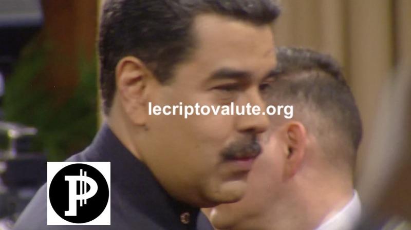 petro criptovaluta venezuela
