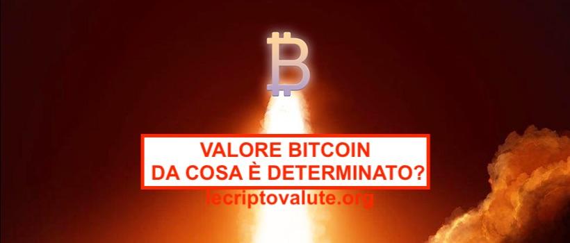 bitcoin valore attuale euro dollaro oggi
