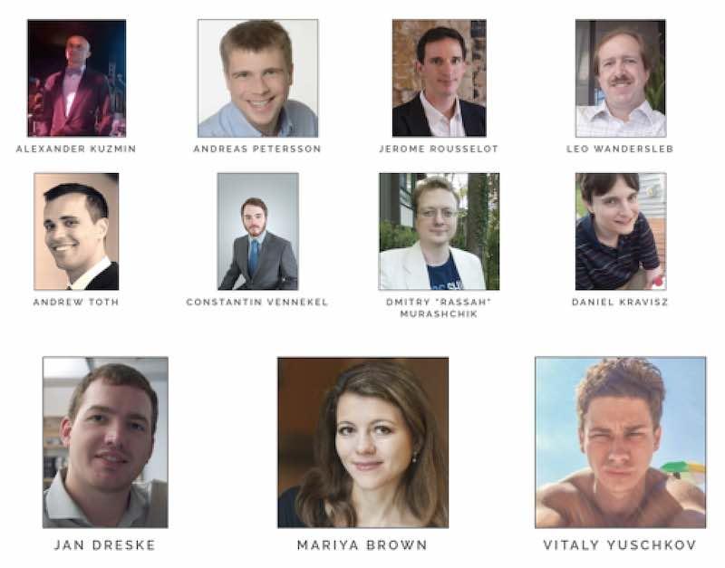 mycelium bitcoin wallet team sviluppatori