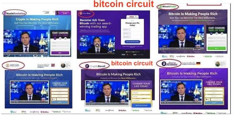 bitcoin circuit truffa o funziona