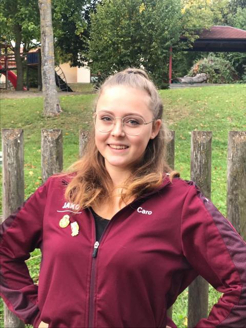 Trainerin Tweeny Garde - Carolin