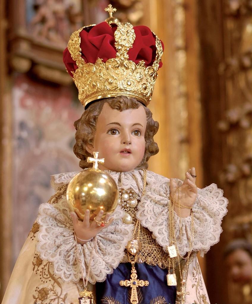 oracion al niño jesús de praga