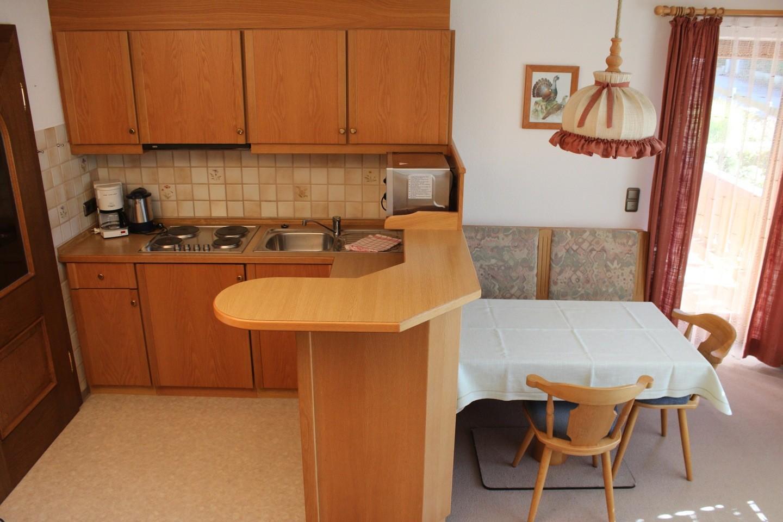 Koch- und Essbereich Whg 1