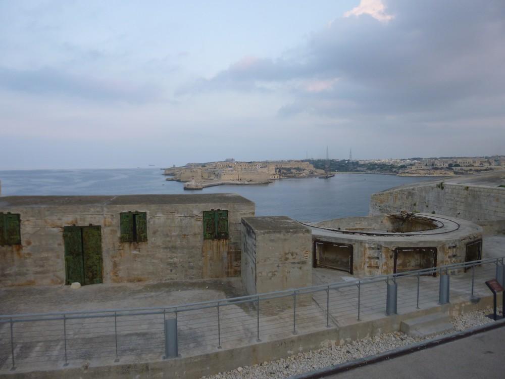 Le fort St helme (de nos jours)