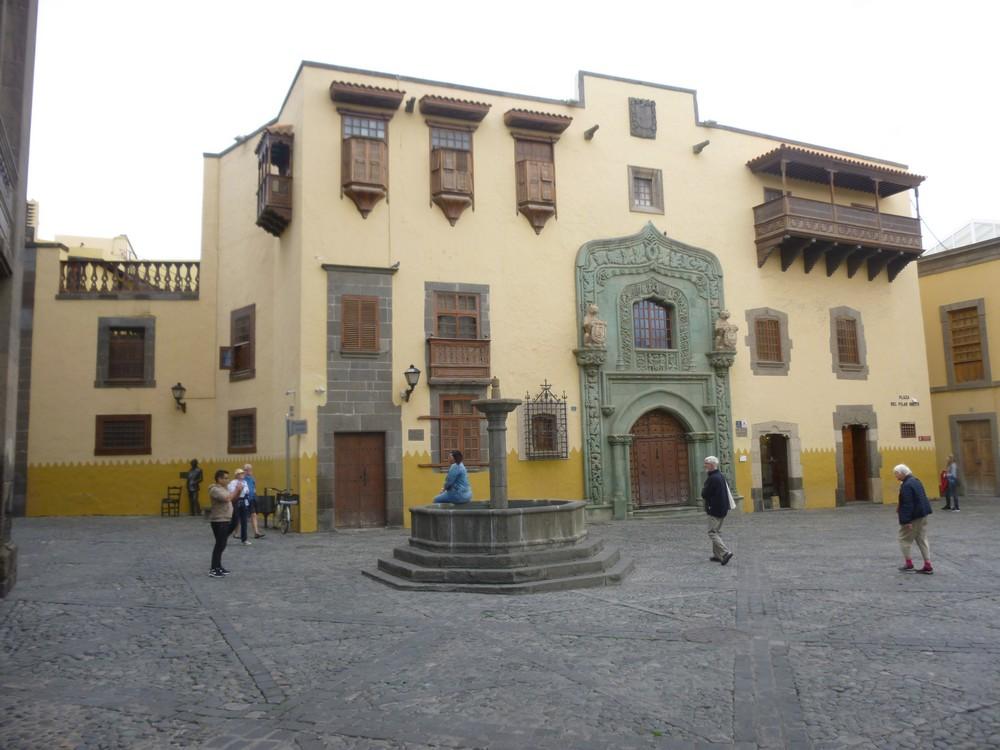 La soi-disante maison de Christophe Colomb