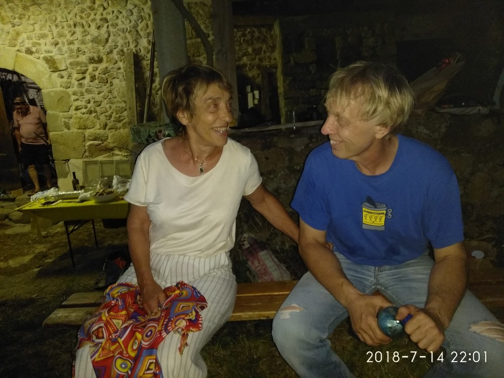 Ghislaine et Joël