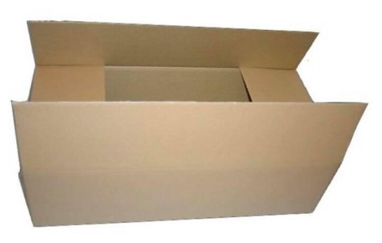 和服ダンボール<br>サイズ:H18.5×W90×D41cm