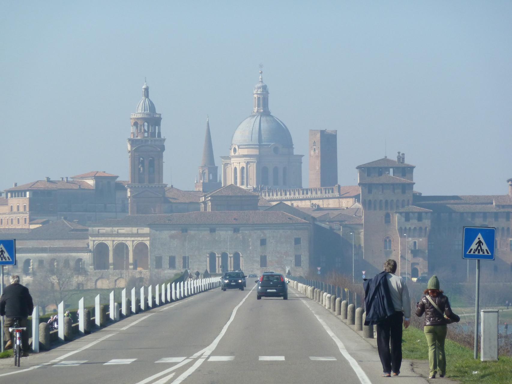 Studienreise nach Italien/Mantua