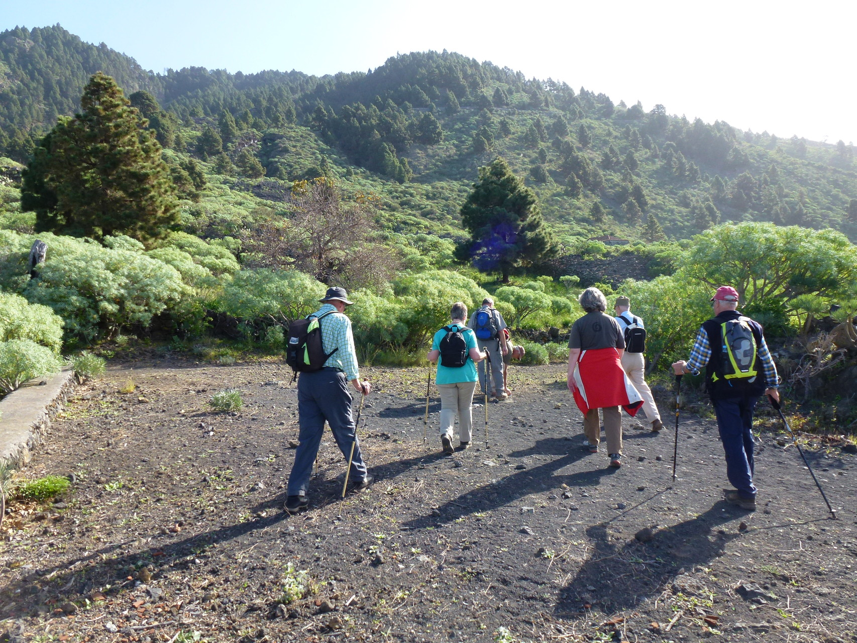 Wanderreise auf La Palma