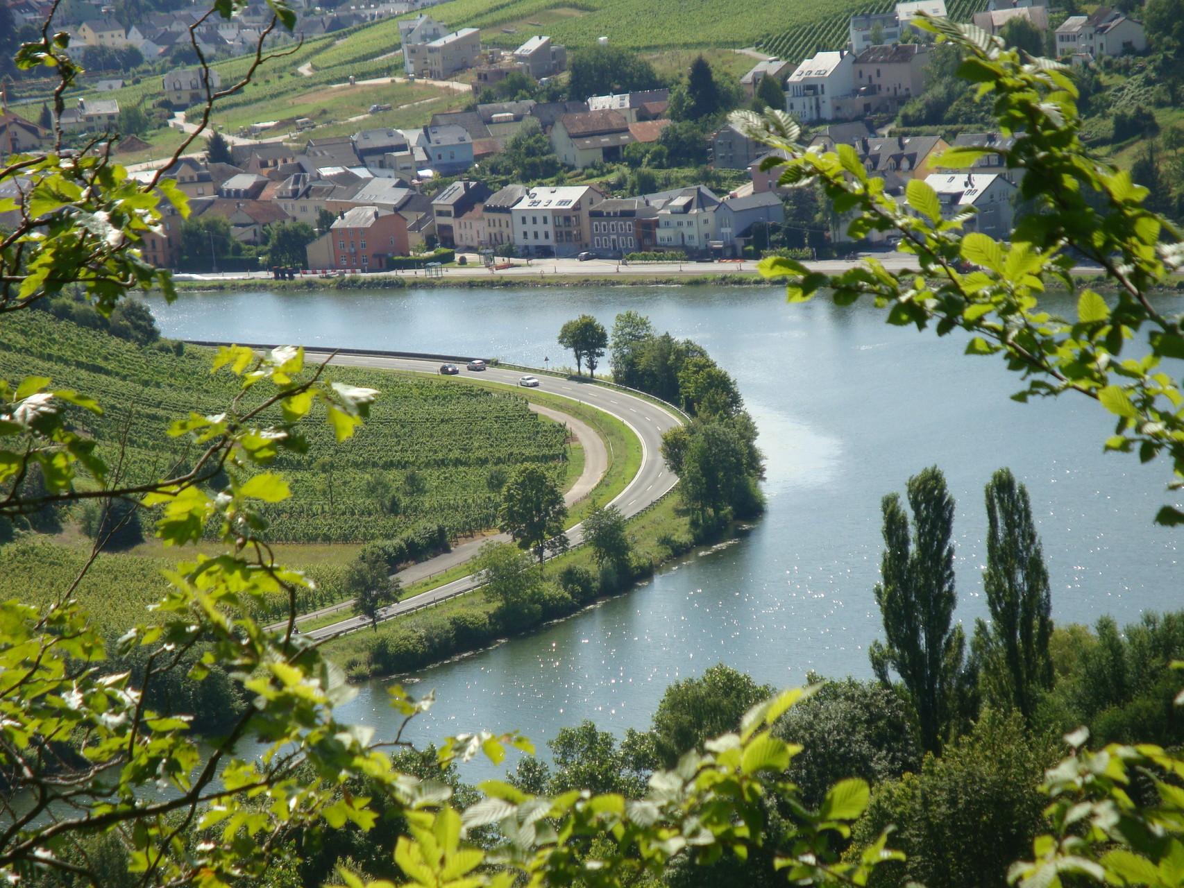 Wanderreise nach Luxembourg