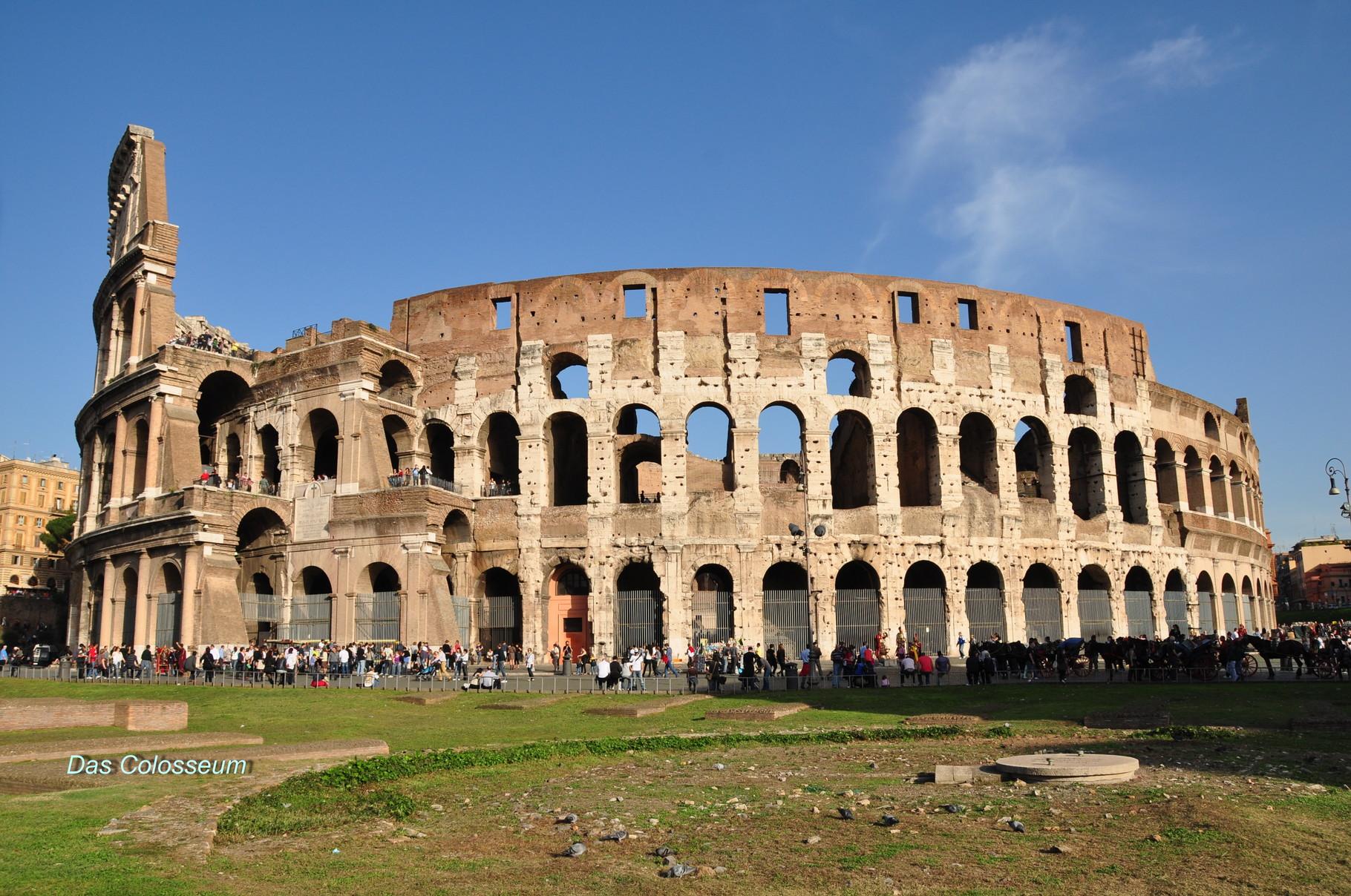 Studienreise nach Rom